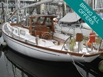 Robert Clark Steel Sloop Boat for Sale