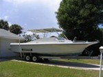 SPORTCRAFT BOATS 270 FISH HARDTOP Boat for Sale