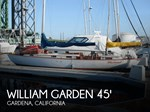 William Garden 45 Yawl 1956
