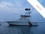 Trojan 9 Meter International Express Boat for Sale