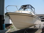 GRADY WHITE 226 SEAFARER (WALK AROUND) Boat for Sale