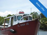 Outer Reef Trawler 1981