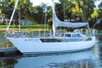 Custom Cartwright 36 Pilothouse Cutter Boat for Sale
