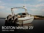 Boston Whaler 25 Temptation 1988