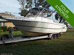 Cobia 31 Offshore Boat for Sale