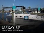 Sea Ray 260 Sundancer 2006
