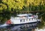 1974 74.5' Steel Sternwheel Double Deck Riverboat 1974 74.5' Steel Sternwheel Double Deck Riverboat Boat for Sale