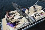 Legend Pontoon GENESIS LOUNGER Boat for Sale