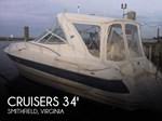 Cruisers 340 Express 2004