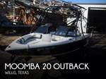 Moomba 20 Outback 2000