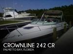 Crownline 242 CR 2003