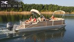 G3 Suncatcher X324 SS Boat for Sale