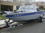 Tracker 175-V Pro Glide Boat for Sale