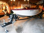 Alumacraft 16 FISHERMAN Boat for Sale