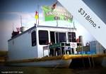 American Redi-Built 40 Food/Snack Boat 2003