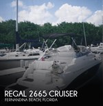Regal 2665 Cruiser 2004