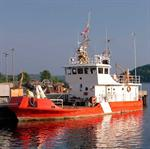 Ex CCG Buoy Tender Twin Screw Boat for Sale
