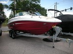 Sea Ray 220 Sundeck 2013
