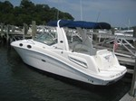 Sea Ray 260 Sundancer 2008