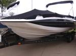 Bayliner 217 Deck Boat 2012