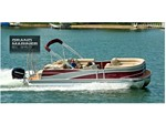 Harris FloteBote Grand Mariner SL 250 Boat for Sale