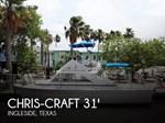 Chris-Craft 31 Commander Sport Express 1971