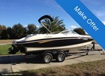 Tahoe Q8i Bowrider Boat for Sale