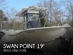 Swan Point 19 Center Console 1991