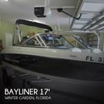 Bayliner 175 Bowrider 2011