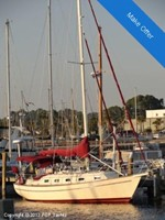 Island Packet 32 Cutter Boat for Sale