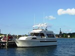 Chris-Craft 501 MOTOR YACHT Boat for Sale