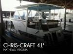 Chris-Craft 41 Conqueror 1961