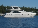 Hampton 60 Motor Yacht Boat for Sale