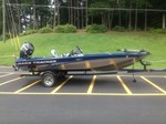 Bass Tracker PRO TEAM 175 TF Boat for Sale