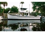 CUSTOM Motor Sailor Boat for Sale