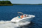 Stingray Boat Co 215CR CUDDY - The 215CR packs in ALL of the same f 2016