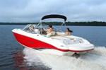 Stingray Boat Co 225LR SPORT BOAT. The 225LR offers sportboat perfo 2016