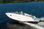 Stingray Boat Co 250CR CUDDY CABIN - The 250CR is not only roomy an 2016