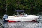Stingray Boat Co 204LR OPEN BOW - The 204LR is an outboard version 2017