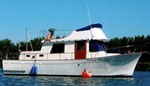 CHIEN HWA Tri-Cabin Fibreglass Trawler Boat for Sale