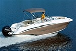 Stingray Boat Co 214LR SPORT DECK - The 214LR is the outboard versi 2016