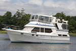 Present 42 Sundeck Boat for Sale