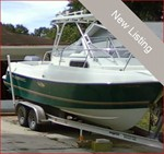 Aquasport  Boat for Sale
