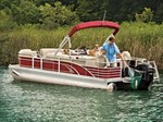 Bennington 2275 GFS Boat for Sale