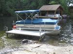 Smokercraft Pontoon 18 Boat for Sale