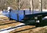 Custom Built Pontoon Barge - to be built 2013