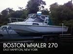 Boston Whaler 1985