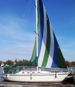 CS 36 Traditional Sloop 1980