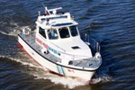Gladding Hearn Crew Boat/Patrol Boat 1982