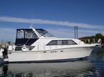 Chris-Craft 381 Aft Cabin Boat for Sale